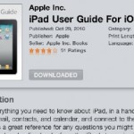 Users Guide voor de iPad 4.3 (en iPad2)