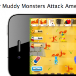 AppEvent; September editie begonnen met Muddy Monsters Attack Ameland