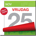 MijnTweet; Black Friday in Apple Store => 25-11 aanbiedingen!