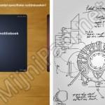 MijnTweet; mooi notitie/schetsboek tijdelijk gratis - Tekenboek Pro