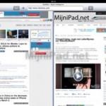MijnTweet; twee webpagina's tegelijk in beeld