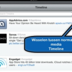 Tweetbot; Foto's en Video in mooie Timeline