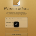 MijnTweet; Posts, voor WordPress en Blogger, gratis