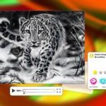 MijnTweet; zeer mooie teken app, Colors!, gratis
