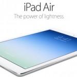 Nieuwe iPad Air en iPad Mini aangekondigd
