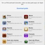 Nieuwe iPad? De Apple apps werken ook op oude iOS apparaten!