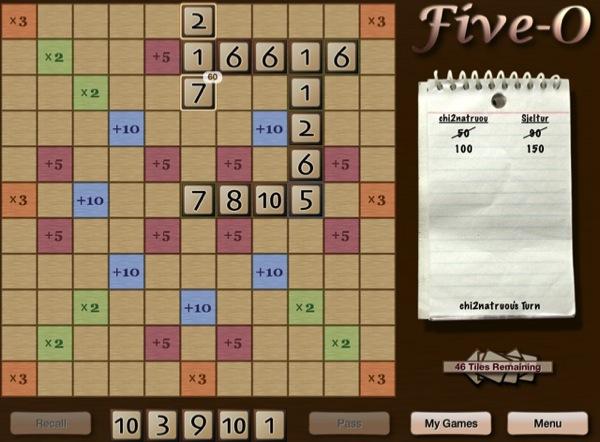 Five O