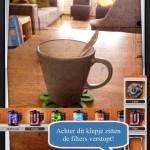 Mooie camera App gratis - met instant filters - KitCamera