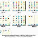 iTunes; Complete bureaubladen snel verhuizen op je iPad