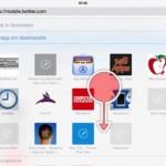 iOS8 - Safari - Zet een site om naar de desktopversie