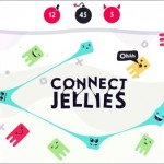 App van de Week; zeer leuke color matching game, Jellies, gratis!